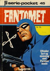 Cover Thumbnail for Serie-pocket (Semic, 1977 series) #45