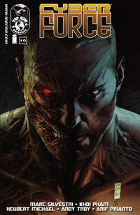 Cover Thumbnail for Cyber Force (Image, 2012 series) #10