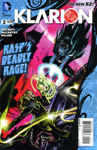 Cover Thumbnail for Klarion (DC, 2014 series) #2