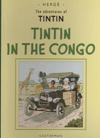 Cover Thumbnail for Tintin in the Congo (Casterman, 1991 ? series) #[nn]