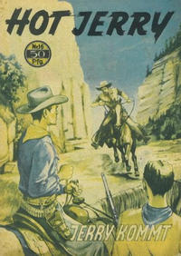Cover Thumbnail for Hot Jerry (Gerstmayer, 1954 series) #16
