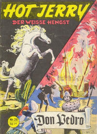 Cover Thumbnail for Hot Jerry (Gerstmayer, 1954 series) #26