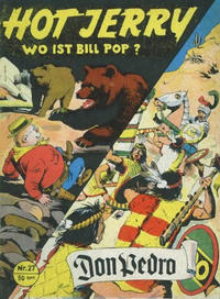 Cover Thumbnail for Hot Jerry (Gerstmayer, 1954 series) #27