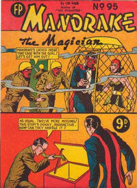 Cover Thumbnail for Mandrake the Magician (Feature Productions, 1950 ? series) #95