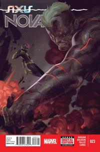 Cover Thumbnail for Nova (Marvel, 2013 series) #23