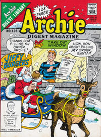 Cover Thumbnail for Archie Comics Digest (Archie, 1973 series) #106 [Direct]