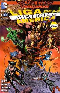 Cover Thumbnail for Liga de la Justicia de América (ECC Ediciones, 2013 series) #15