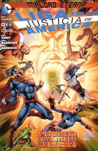 Cover Thumbnail for Liga de la Justicia de América (ECC Ediciones, 2013 series) #14