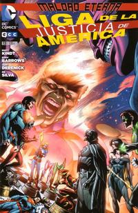 Cover Thumbnail for Liga de la Justicia de América (ECC Ediciones, 2013 series) #13