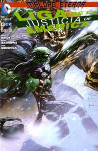Cover Thumbnail for Liga de la Justicia de América (ECC Ediciones, 2013 series) #12