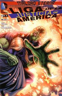 Cover Thumbnail for Liga de la Justicia de América (ECC Ediciones, 2013 series) #10