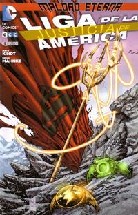 Cover Thumbnail for Liga de la Justicia de América (ECC Ediciones, 2013 series) #9