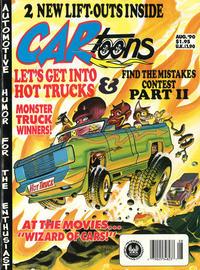 Cover Thumbnail for CARtoons (Petersen Publishing, 1961 series) #v31#4 [179]
