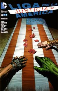 Cover Thumbnail for Liga de la Justicia de América (ECC Ediciones, 2013 series) #5