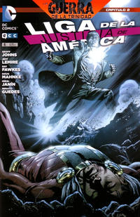 Cover Thumbnail for Liga de la Justicia de América (ECC Ediciones, 2013 series) #6