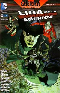 Cover Thumbnail for Liga de la Justicia de América (ECC Ediciones, 2013 series) #7