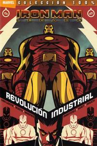 Cover Thumbnail for 100% Marvel. Iron Man: Legado (Panini España, 2011 series) #2