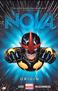 Cover Thumbnail for Nova (Marvel, 2014 series) #1 - Origin