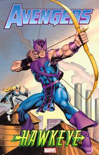Cover Thumbnail for Avengers: Hawkeye (Marvel, 2010 series)