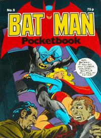 Cover Thumbnail for Batman Pocketbook (Egmont/Methuen, 1978 series) #9