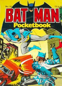 Cover Thumbnail for Batman Pocketbook (Egmont/Methuen, 1978 series) #10