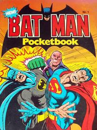 Cover Thumbnail for Batman Pocketbook (Egmont/Methuen, 1978 series) #1
