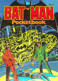 Cover Thumbnail for Batman Pocketbook (Egmont/Methuen, 1978 series) #3