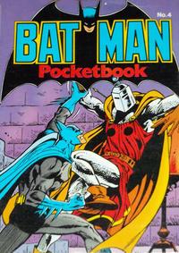 Cover Thumbnail for Batman Pocketbook (Egmont/Methuen, 1978 series) #4
