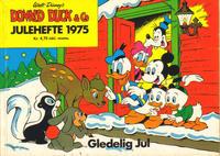 Cover Thumbnail for Donald Duck & Co julehefte (Hjemmet / Egmont, 1968 series) #1975