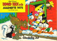 Cover Thumbnail for Donald Duck & Co julehefte (Hjemmet, 1968 series) #1975