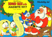 Cover Thumbnail for Donald Duck & Co julehefte (Hjemmet, 1968 series) #1977