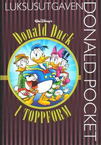 Cover Thumbnail for Donald Pocket Luksusutgaven (Hjemmet / Egmont, 2008 series) #4 - Donald Duck i toppform