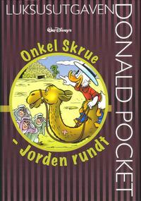 Cover Thumbnail for Donald Pocket Luksusutgaven (Hjemmet / Egmont, 2008 series) #5 - Onkel Skrue - jorden rundt