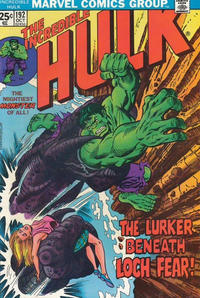 Cover Thumbnail for The Incredible Hulk (Marvel, 1968 series) #192