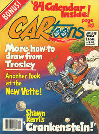 Cover Thumbnail for CARtoons (Petersen Publishing, 1961 series) #[140]
