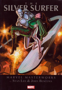 Cover Thumbnail for Marvel Masterworks: The Silver Surfer (Marvel, 2010 series) #2