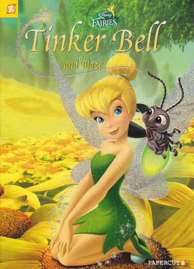 Cover for Disney Fairies (NBM, 2010 series) #14 - Tinker Bell and Blaze