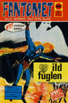 Cover for Fantomet (Romanforlaget, 1966 series) #10/1970