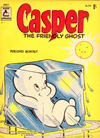 Cover for Casper the Friendly Ghost (Associated Newspapers, 1955 series) #54
