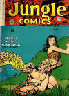 Cover for Jungle Comics (H. John Edwards, 1950 ? series) #28