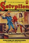 Cover for Sølvpilen (Allers Forlag, 1970 series) #4/1972