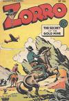 Cover for Zorro (L. Miller & Son, 1952 series) #52