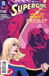 Cover for Supergirl (DC, 2011 series) #36 [Direct Sales]