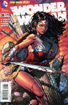 Cover for Wonder Woman (DC, 2011 series) #36 [Direct Sales]