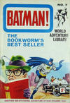 Cover for Batman World Adventure Library (World Distributors, 1966 series) #7
