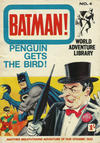 Cover for Batman World Adventure Library (World Distributors, 1966 series) #4