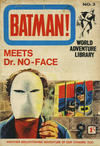Cover for Batman World Adventure Library (World Distributors, 1966 series) #3