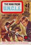 Cover for Man from U.N.C.L.E. World Adventure Library (World Distributors, 1966 series) #13