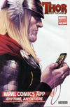 Cover Thumbnail for Thor: First Thunder (2010 series) #1 [IPod edition]