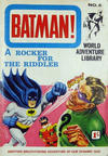 Cover for Batman World Adventure Library (World Distributors, 1966 series) #6